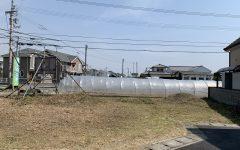 藍住町奥野字和田の藍住南小学校区の土地